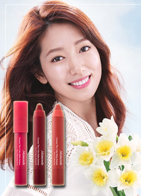 [滿20入特價]Mamonde Creamy Tint Color Balm 奶油唇彩蠟筆【 Intense 】