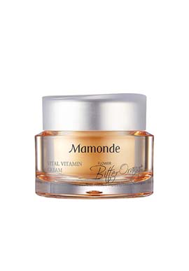 Mamonde Vital Vitamin Cream 苦橙维他命生機鲜活凝霜