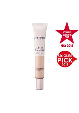 Mamonde All Stay Foundation 粉底液