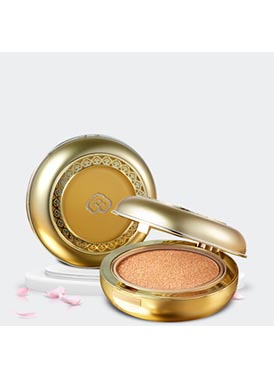 whoo  Luxury Golden Cushion 21號,23號【替換裝】